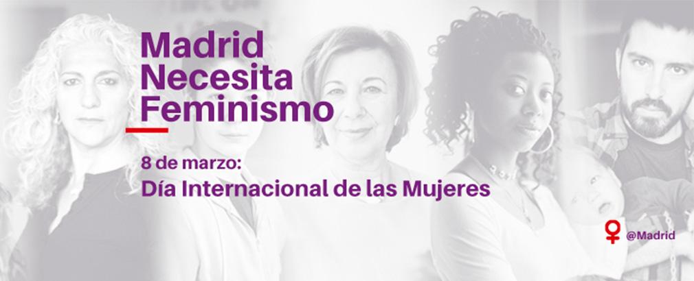 Imagen #MadridNecesitaFeminismo