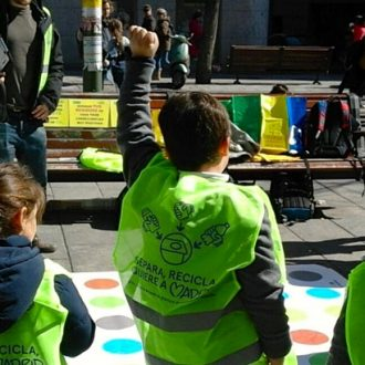 Campaña MadridRecicla
