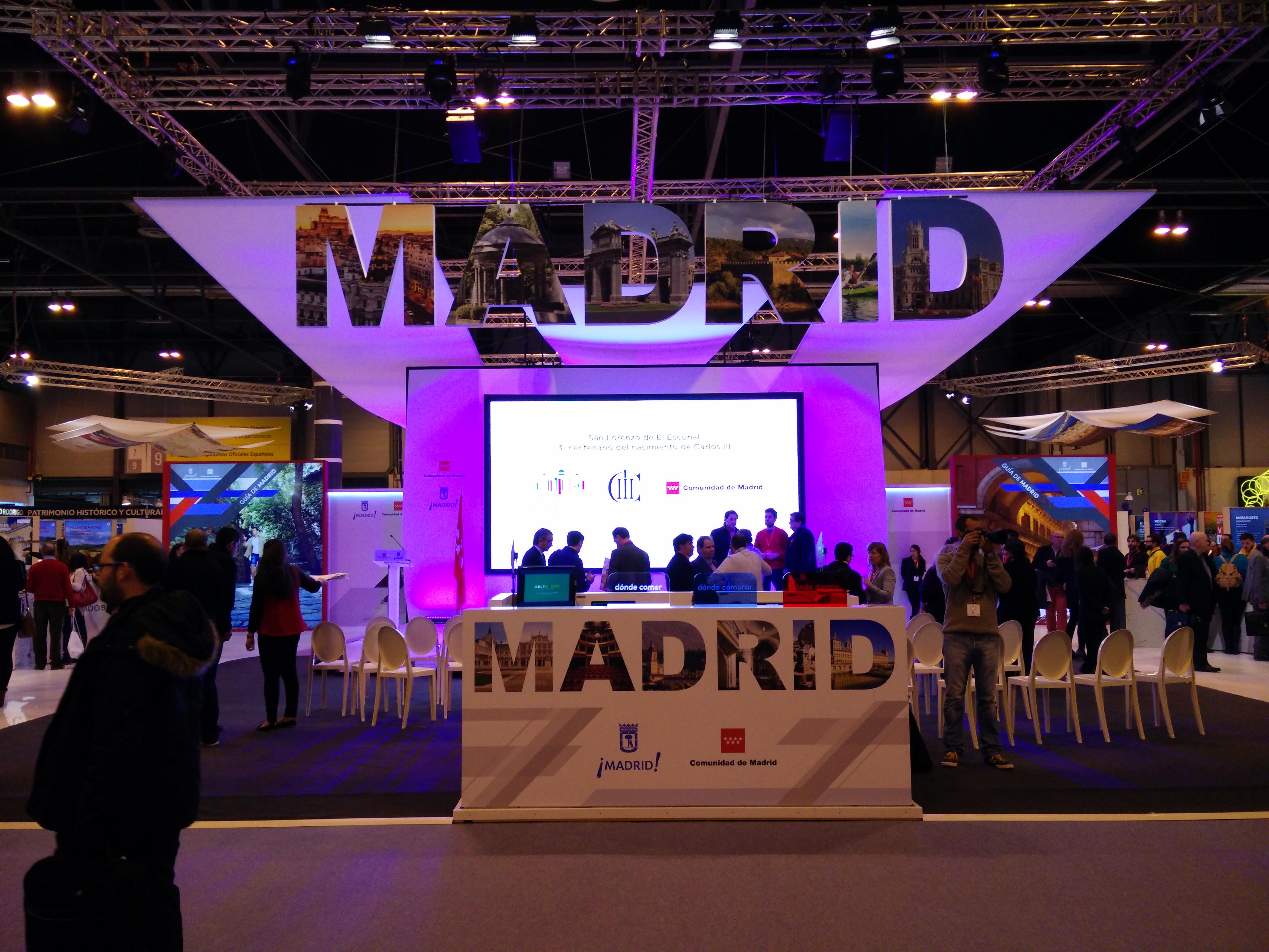 Estand Fitur Madrid 1