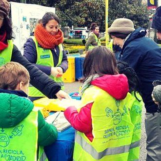 Fiesta del reciclaje
