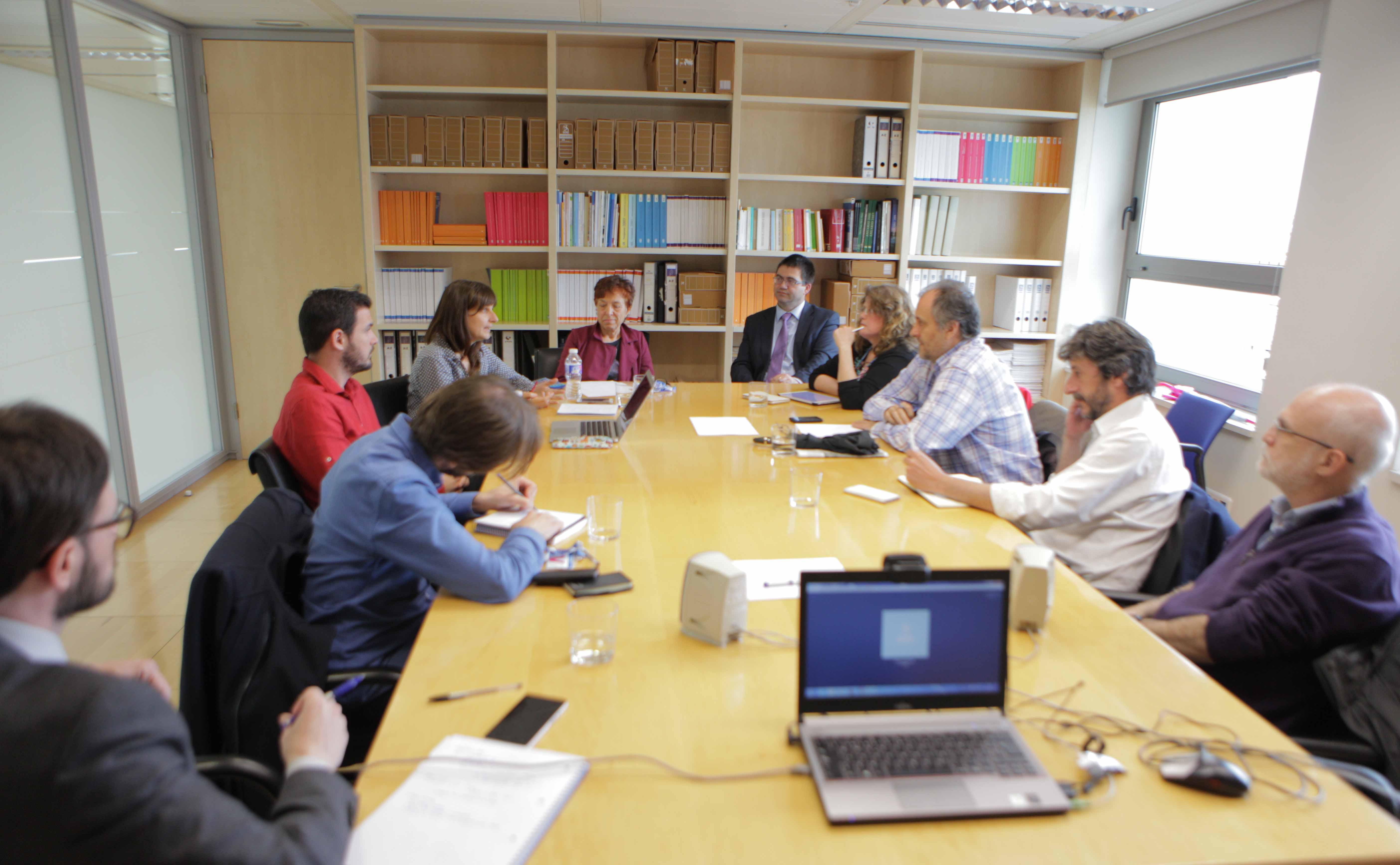 Primera reunión del Consejo Asesor de la Auditoría de Deuda y Políticas Públicas