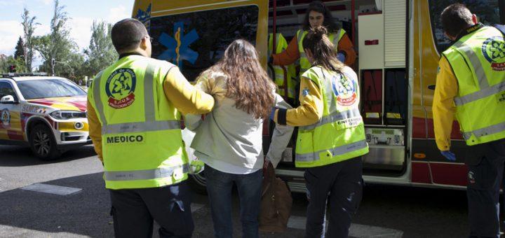 SAMUR Protección Civil. Madrid 2016