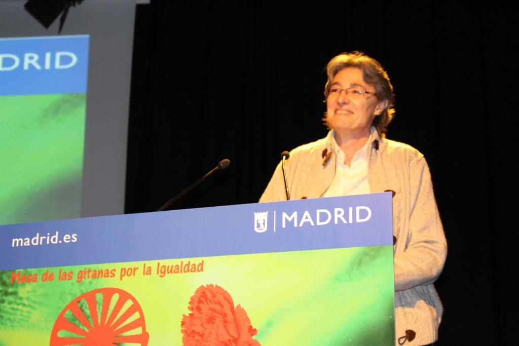 Marta Higueras, delegada de Equidad, Derechos Sociales y Empleo