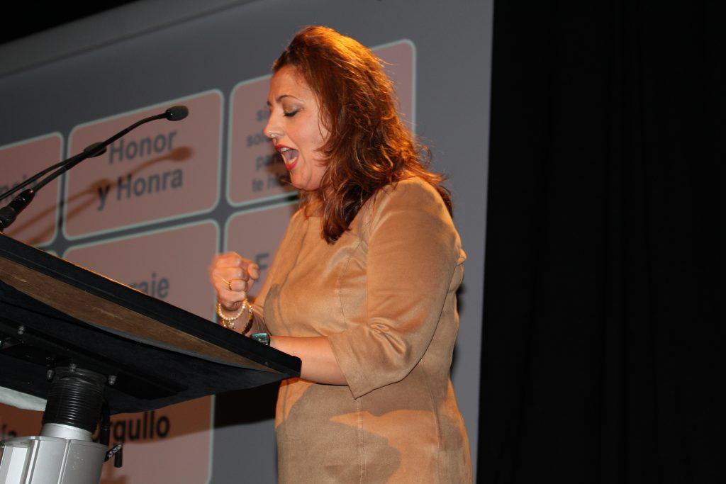 Ana María Salazar, Asociación Romí Sersení