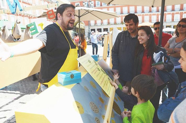 el objetivo de esta actividad abierta y gratuita para nios a partir de aos es crear un espacio relajado de juego en el que todos puedan participar en
