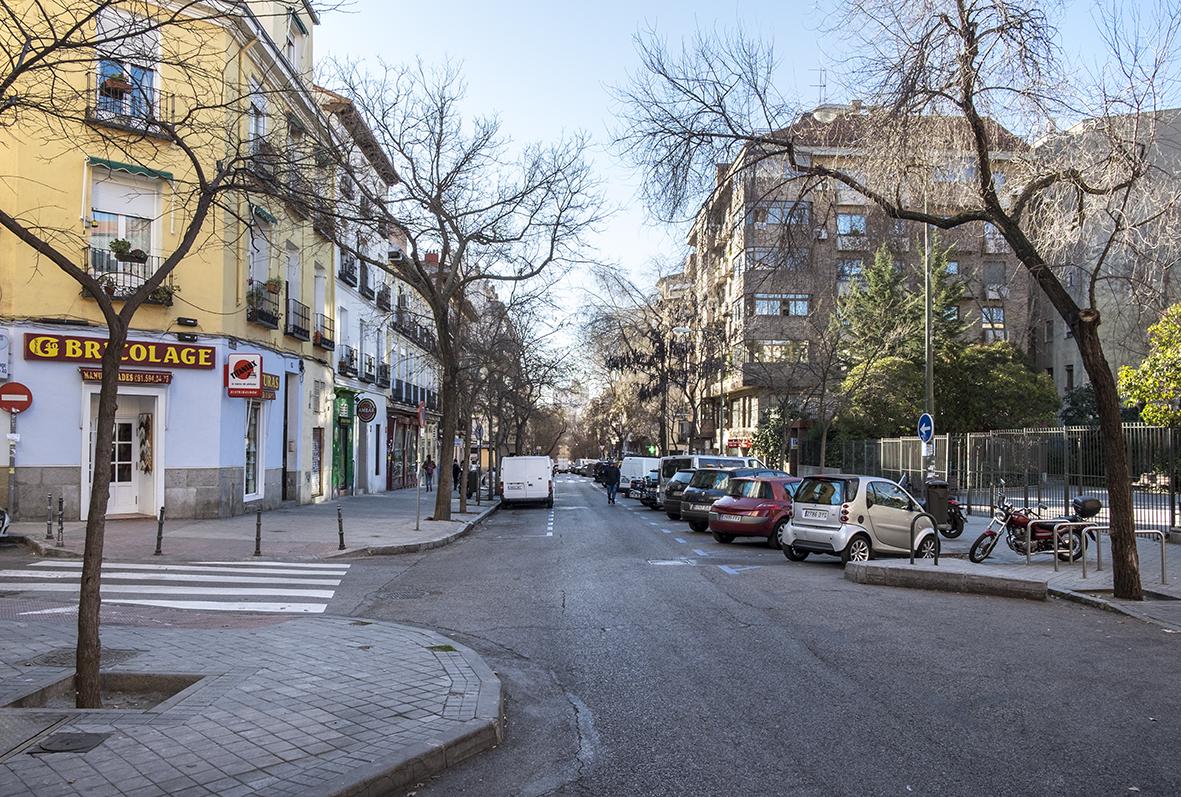 Resultado de imagen de calle galileo