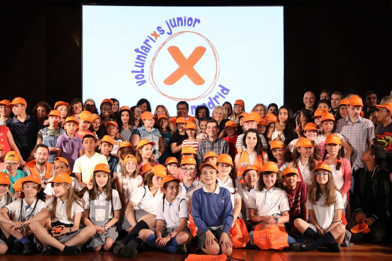 Voluntarios por madrid arranca el curso con m s de 100 proyectos solidarios diario del - Voluntariado madrid comedores sociales ...