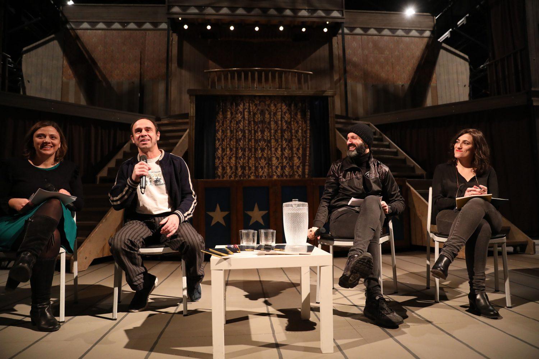 El último espectáculo de los hermanos Forman y la ópera virtual ...