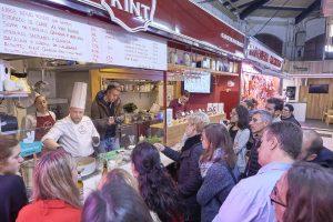 Imagen de archivo. Gastrofestival 2017 en los mercados municipales