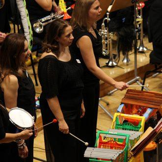 Imagen de la la Orquesta Metropolitana de Madrid