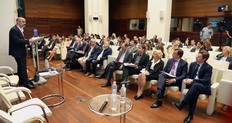 Presentación de MIA, la oficina municipal al servicio de la atracción de la inversión extranjera