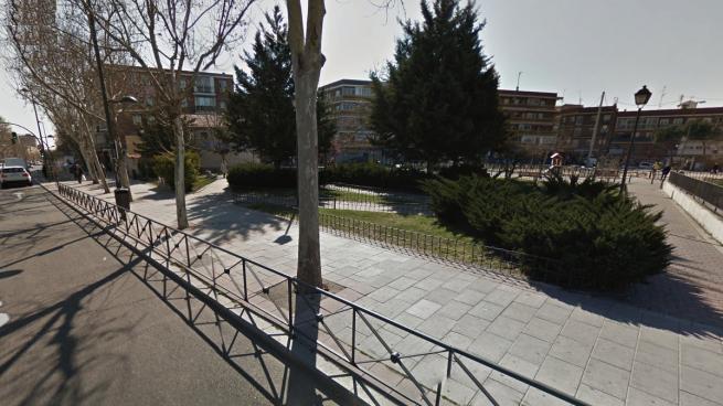 Plaza de las Brigadas Internacionales
