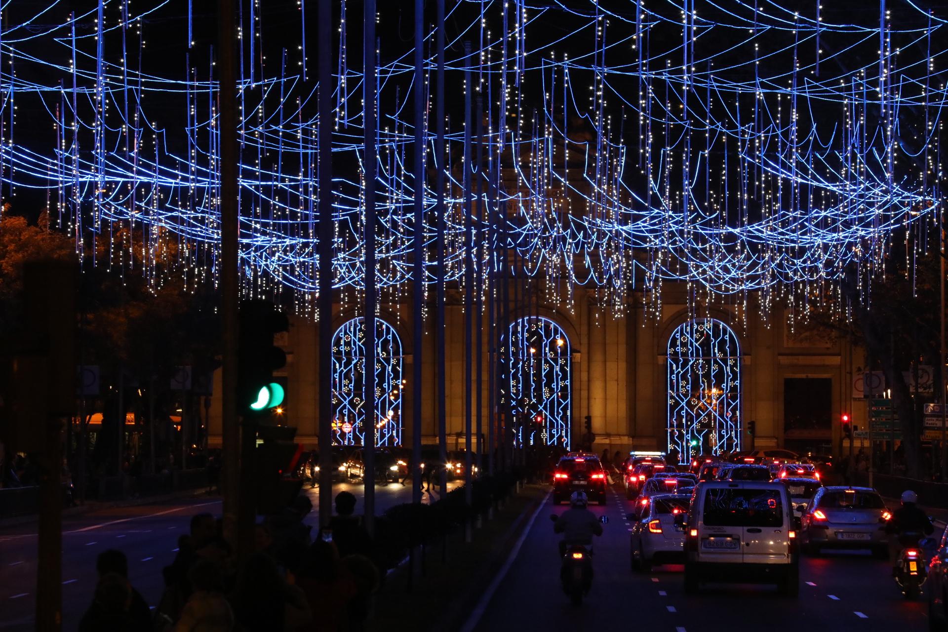 7e9b86d797e Madrid enciende las luces de Navidad – Diario del Ayuntamiento de Madrid