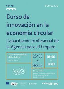 Curso de innovación en la economía circular