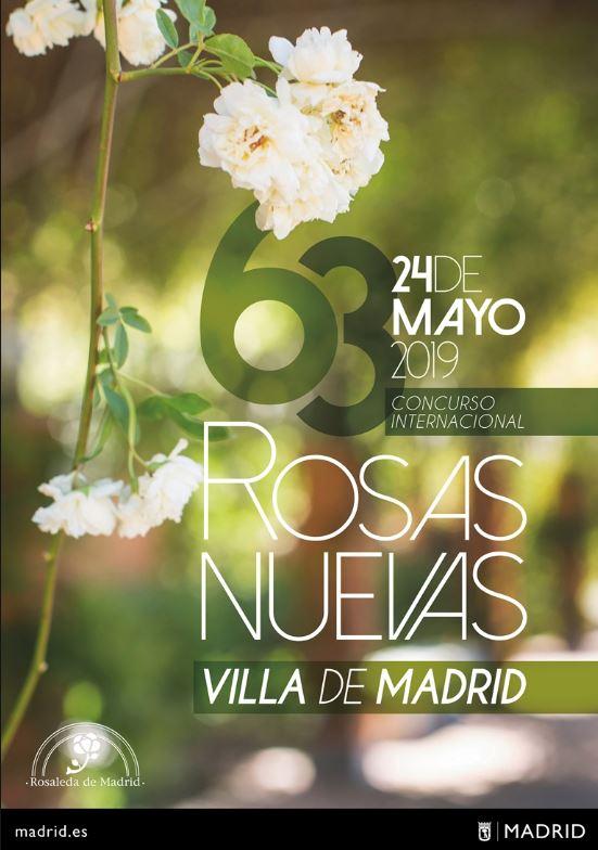 Concurso Internacional de Rosas Nuevas Villa de Madrid