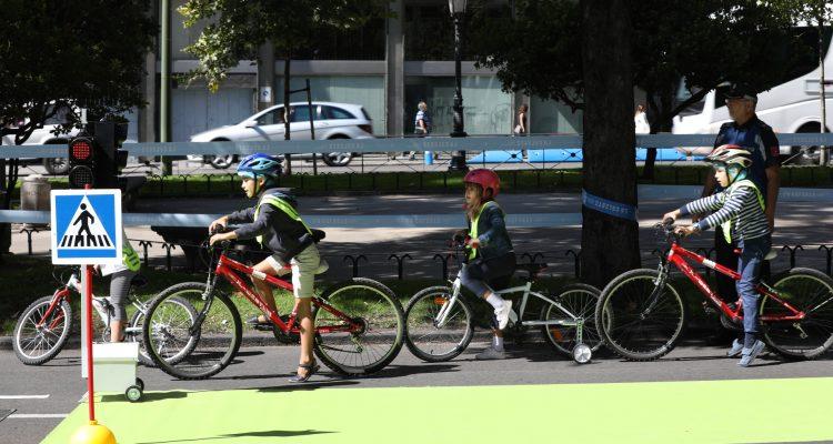 Imagen de archivo de la Semana Europea de la Movilidad de años anteriores