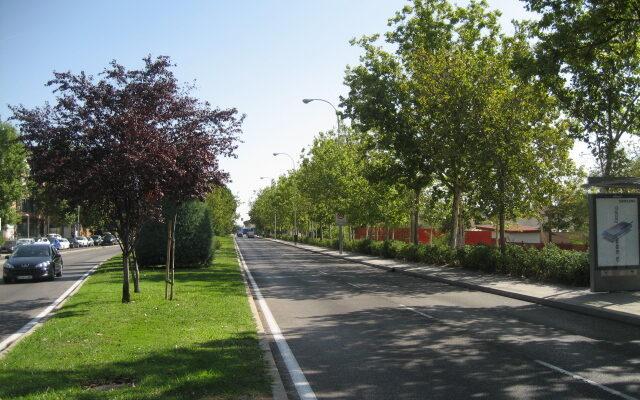 Distrito de Barajas. Imagen de archivo. Ayuntamiento de Madrid.