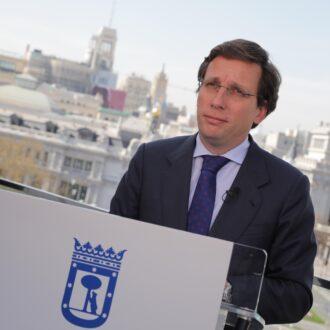 Martínez Almeida, alcalde de Madrid