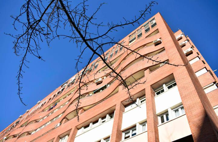 Edificio de viviendas de la EMVS