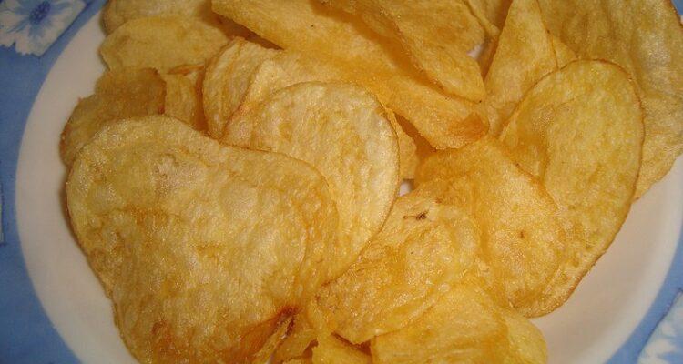 Patatas fritas, típico aperitivo