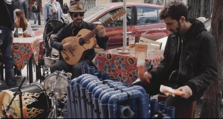 Concierto en la calle de Muchachito