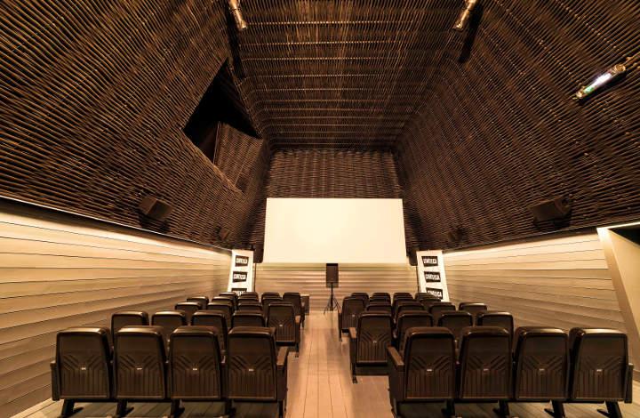 Cineteca sala Borau
