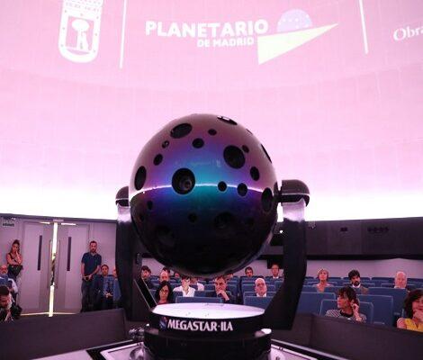 Planetario se prepara para la vuelta