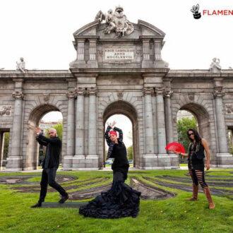 San Isidro Flamenco, vídeo