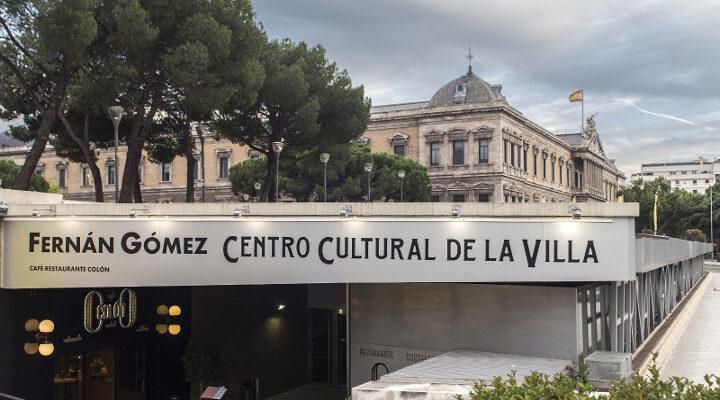 El Fernán Gómez aprovecha el cierre para mejorar sus instalaciones