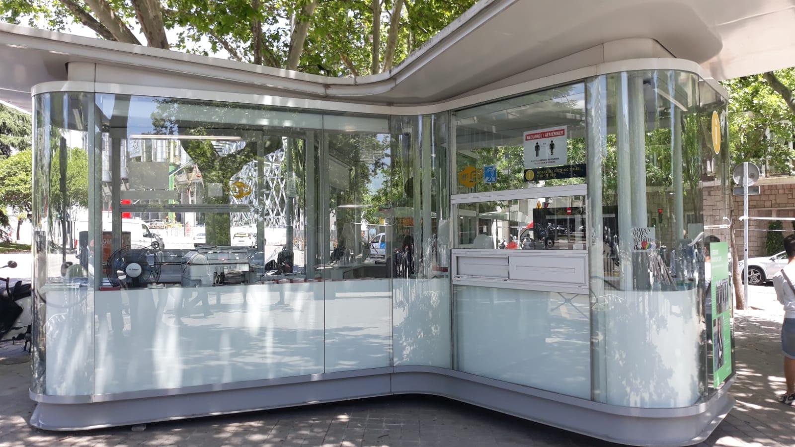 Reabren hoy seis puntos de información turística del Ayuntamiento de Madrid