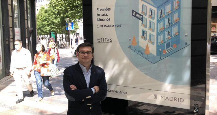 El Ayuntamiento presenta la campaña 'Creando vivienda pública: si ...