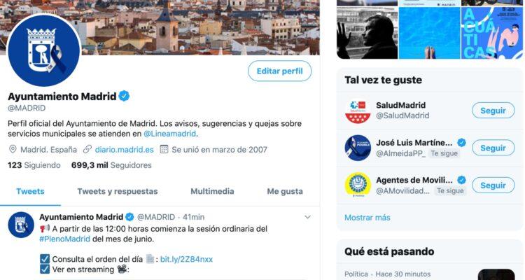 Twitter Ayuntamiento