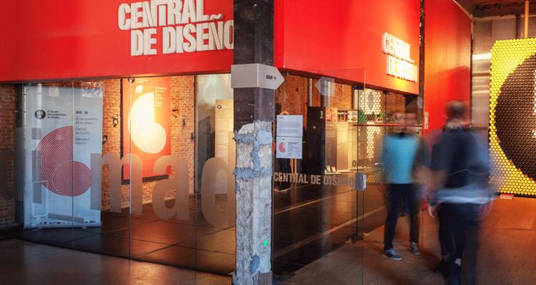 Central de Diseño. Matadero Madrid
