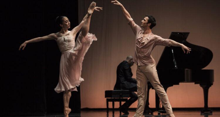 La Compañía Nacional de Danza levanta el telón el día 29