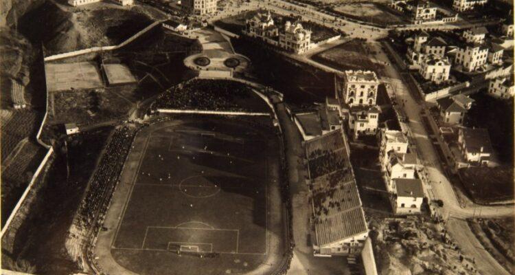 Estadio Metropolitano. Autor José Gaspar i Serra. 1929