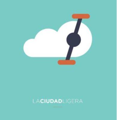 cartel de la primera edición, 'Ciudad Ligera'