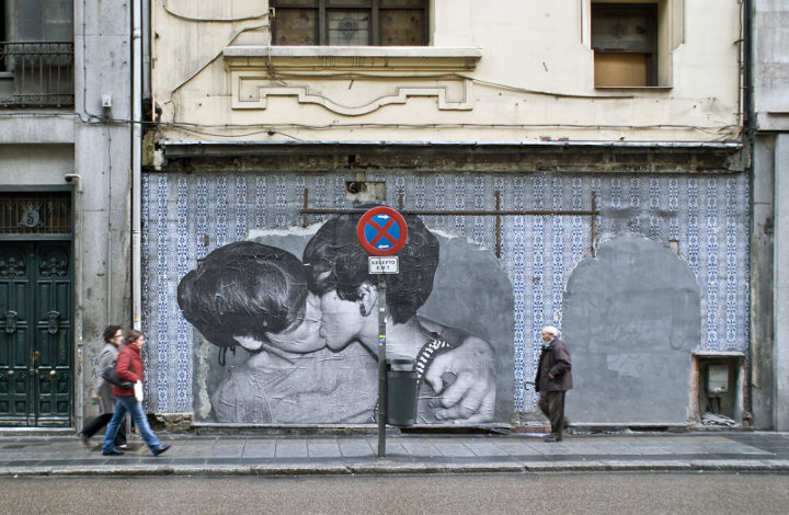 Arte urbano madrileño