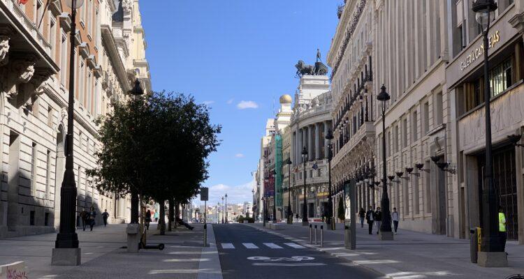 Imagen actual entorno Canalejas