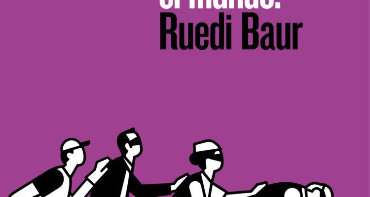 Cartel de Rudi Bauer