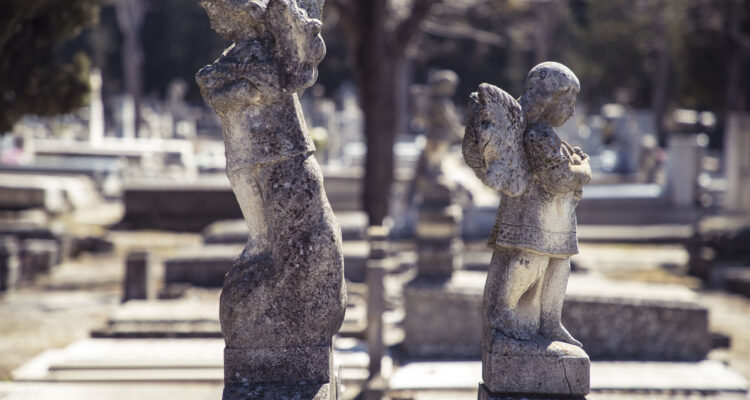 Cementerio de la Almudena 2