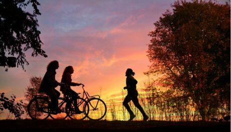 Programa de actividades al aire libre 'Deporte en la calle'