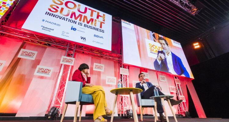 Las instalaciones de La Nave, un lugar para el emprendimiento durante el South Summit 2020