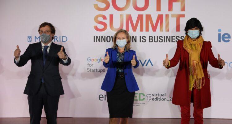 La colaboración de administraciones públicas y empresas es fundamental para esta edición de South Summit 2020