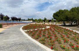 Jardín del Recuerdo Sur