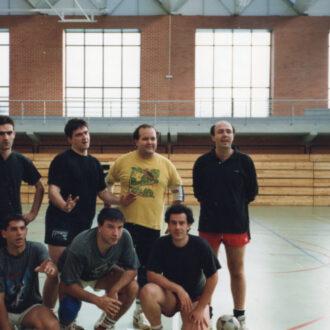 Imagen del equipo en 1997