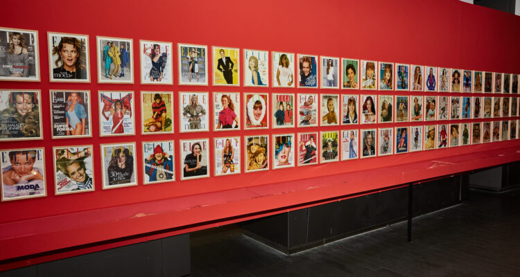 Exposición Elle, 75 años