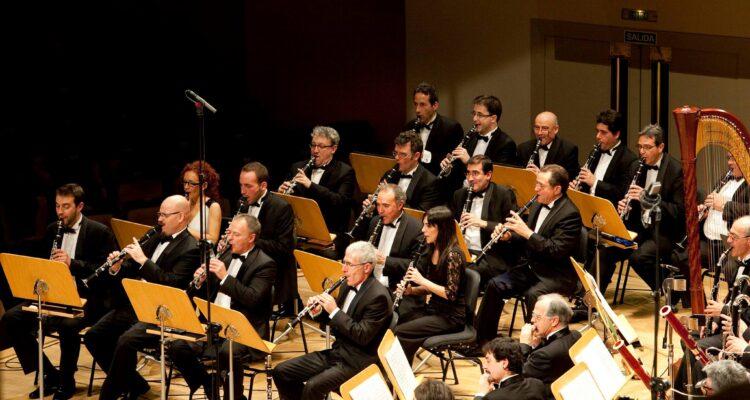 Clarinetes de la Banda Sinfónica Municipal de Madrid
