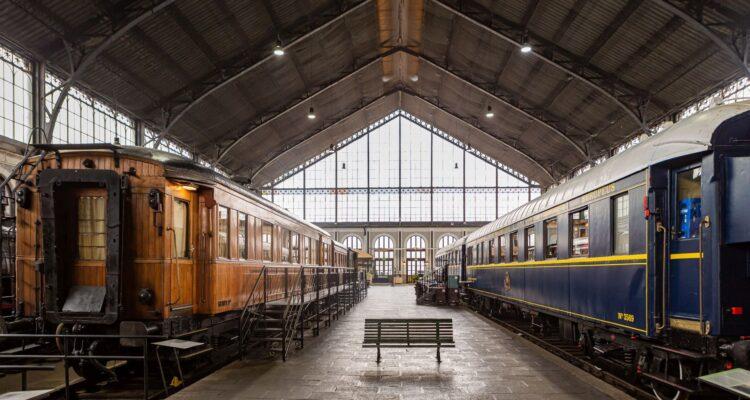 Interior de la estación. Imagen de cityofmadridfilmoffice.com