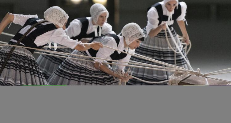 Sonoma, la última creación del Premio Nacional de Danza Marcos Morau