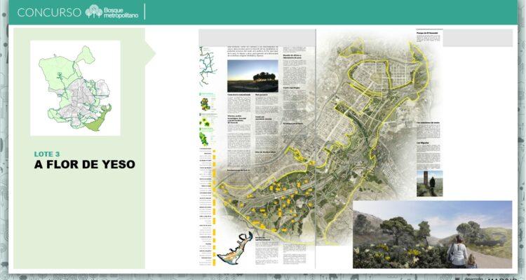 Mariano Fuentes sobre el concurso de ideas Bosque Metropolitano
